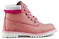 Женские ботинки Palet розовые