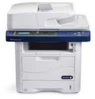 Настольное офисное МФУ лазерное черно белое А4 Xerox WC 3325DNI (WiFi) (ксерокс)