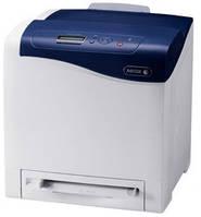 Офисный настольный Принтер цветной лазерный А4 Xerox Phaser 6500N (ксерокс)