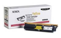 Тонер картридж  лазерный цветной Xerox  PH6115/6120 Yellow (Max) (ксерокс)