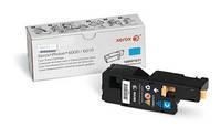 Тонер картридж лазерный цветной Xerox PH6000/6010N/WC6015 Cyan (ксерокс)