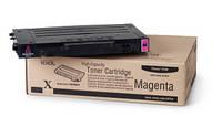 Тонер картридж  лазерный цветной Xerox PH6100 Magenta (Max) (ксерокс)