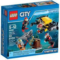 Конструктор LEGO City Supplementary Исследование морских глубин (60091)