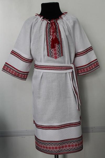 Вишите плаття для дівчинки  Українка 1 Вышивка 81a0c687448b7