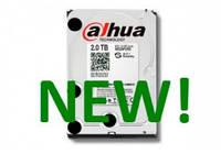 Рекомендованные жесткие диски для видеонаблюдения от Dahua (актуальный список)