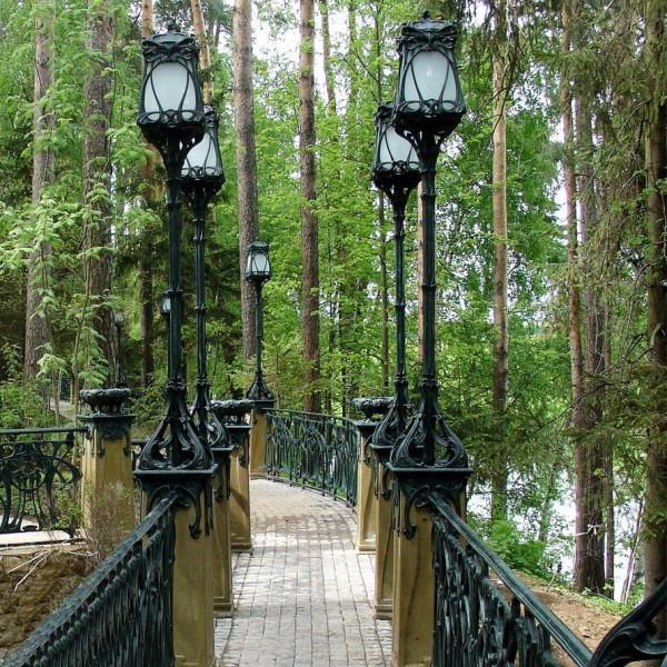 Паркові світильники
