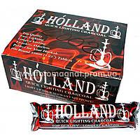 Уголь для кальяна Holland с-002 (лучший уголь для кальяна)