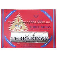 Уголь для кальяна три короля 33мм (лучший уголь для кальяна)