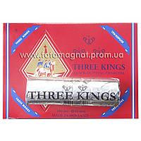 Уголь для кальяна три короля 40мм (лучший уголь для кальяна)