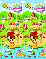 Коврик для детей Babypol (маленькая страна)