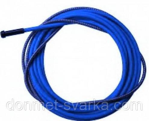 Направляющая спираль (синяя)