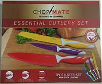 Набор кухонных ножей Chop Mate 7 шт ( 9 предметов), столовых