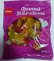 Конфеты жевательные Penny Gummi Barchen 200 гр