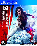 Игра Mirror`s Edge Catalyst (PS4, русская версия)