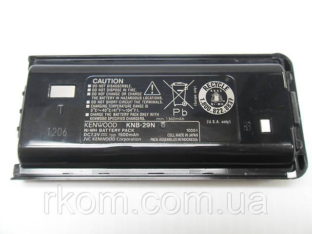 Аккумуляторная батарея KNB-29N - ООО «РКОМ» - телекоммуникации и связь в Киеве