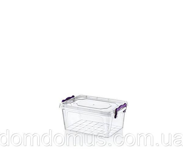 Мультибокс прямоугольный 1,5 л для хранения продуктов  Hobby Life