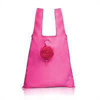 Жіноча сумка для покупок «Рожева стрічка»
