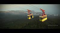 Аэросъемка с мультикоптера