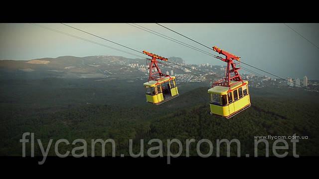 Аэросъемка с мультикоптера - Flycam Production в Киеве