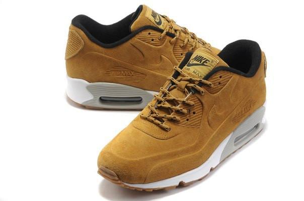 Кроссовки мужские Nike Air Max 90 VT коричневые