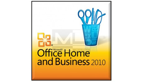 Microsoft Office 2010 Home and Business Russian CEE ОЕМ (T5D-01549)
