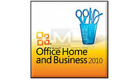 Microsoft Office 2010 Home and Business Russian CEE, T5D-01549, ОЕМ
