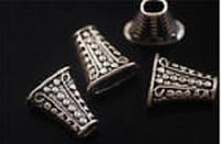 Обниматель металлический античное серебро для изготовления бижутерии своими руками