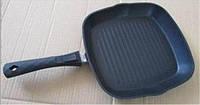 Сковорода гриль Lessner 88361(антипригарное покрытие размер 28х28 см)