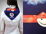 Платки фирменные c логотипом Киев, фото 3