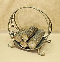 Дровница для камина малая ДК3М
