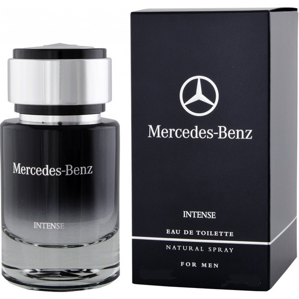 Mercedes benz for men intense 120 ml for Mercedes benz for men