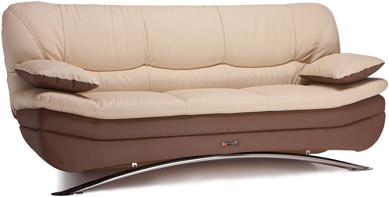 Мягкий диван Венеция Софино 2150 мм, раскладной клик-кляк