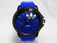Мужские часы Adidas - синие с черным, фото 1