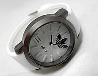 Мужские часы Adidas - белые с черным