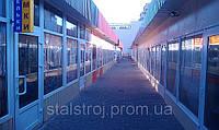 Павильон торговый в Днепропетровске, фото 1