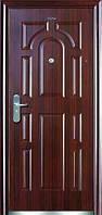 """Двери """"ААА"""" лак эконом - модель 04 (1 замок)"""