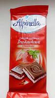 """Шоколад """"Alpinella"""" (Альпинелла Клубничный вкус), Польша, 1"""