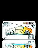 """Карандаши цветные """"MARCO"""" 3100-12TN ColorCore в металлическом пенале(12 цветов), фото 1"""