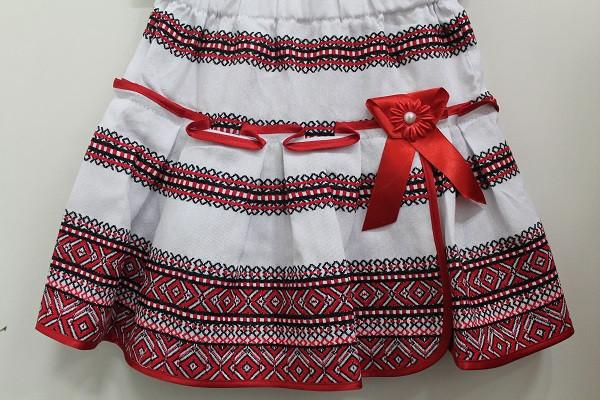 e7726c83197232 Вишита спідниця для дівчинки: Українка ткана 5: продажа, цена в ...