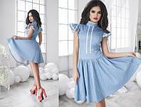Очень красивое летнее платье 553 (1055) , фото 1