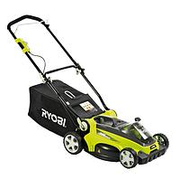 Аккумуляторная несамоходная газонокосилка 36В RYOBI RLM3640LI2
