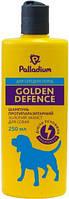 Шампунь Палладиум Золотая Защита для собак антипаразит. для средних пород (250 мл)  18шт/ящ 200978