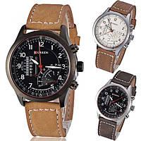 Часы для стильных мужчин CURREN 8152 кварцевые
