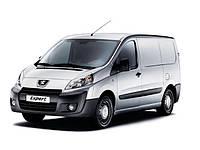 Боковые подножки Peugeot Expert (2007 - 2016)