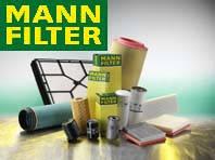 Воздушные фильтры MANN FILTER (МАНН)