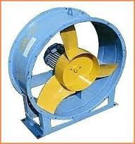 Вентилятор осьовий В-12-303-5