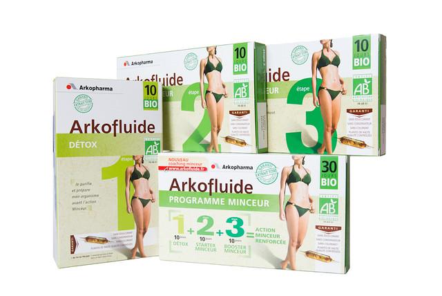 Аркофлюид – комплексная программа похудения