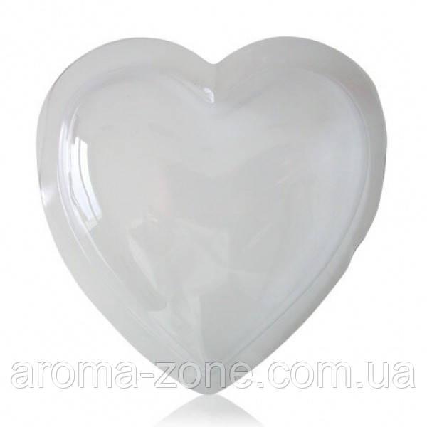 Пластиковая форма Сердце