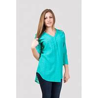 Стильная яркая женская блуза из Индии