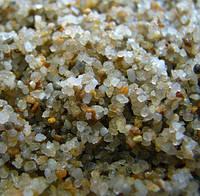 Кварцевый песок 0,4-0,8мм от 10 кг
